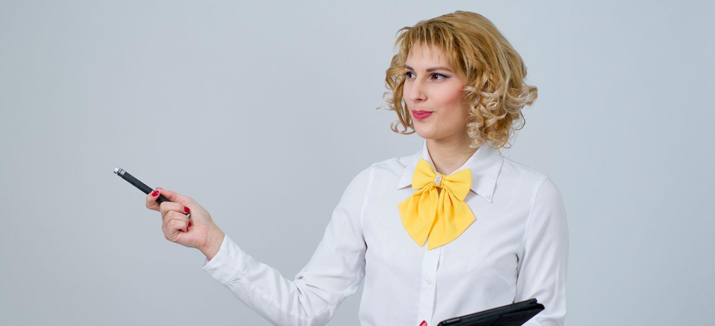 Блог женщины в Сети