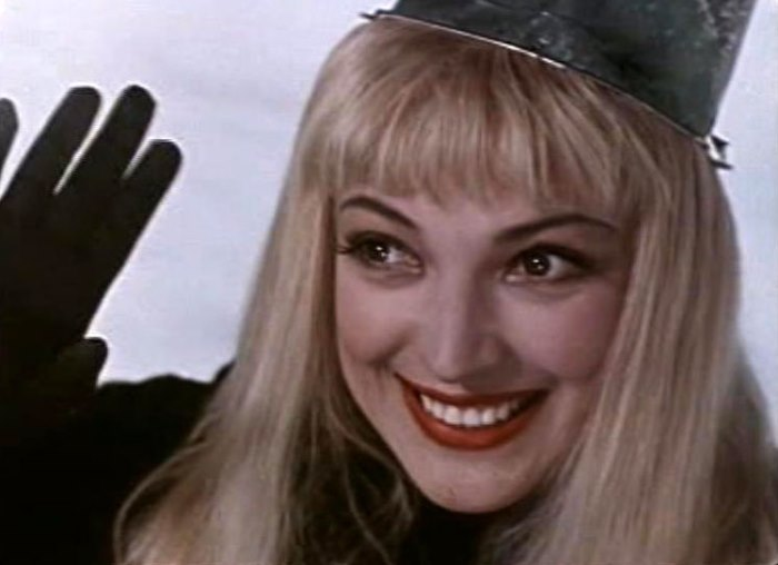 Советская актриса, которую назвали «Женщиной тысячелетия»